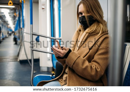 young people sitting in a bus stock photo © photography33