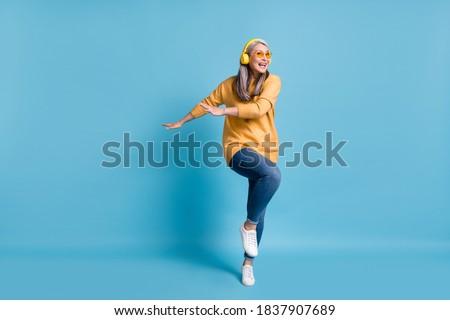 dancer with hands on knees  Stock photo © feedough