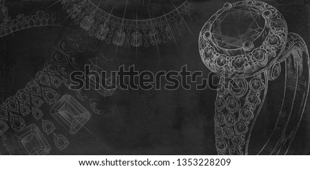 ingericht · bloemen · textuur · lichaam - stockfoto © vanessavr