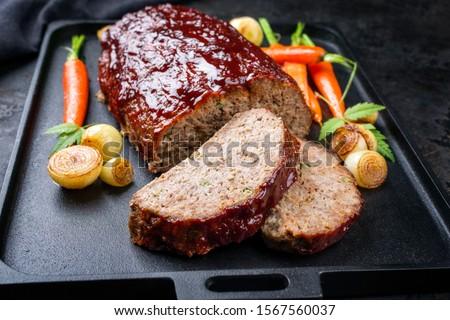 Meatloaf Stock photo © zhekos