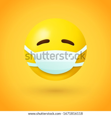 Nurse Yellow Vector Icon Design Stock photo © rizwanali3d