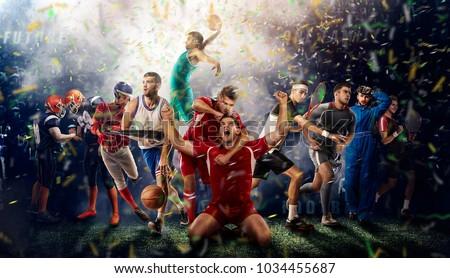 Футбол спорт активный синий футбола футбольным мячом Сток-фото © alexaldo