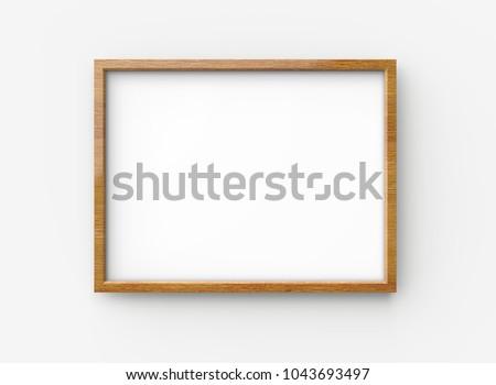 wood  frames Stock photo © gladiolus