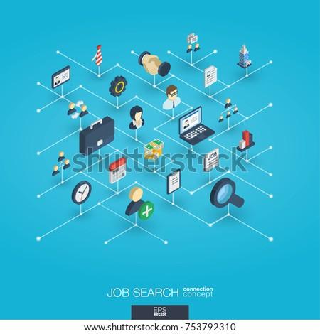 System Integrator Job Vacancy. 3D. Stock photo © tashatuvango