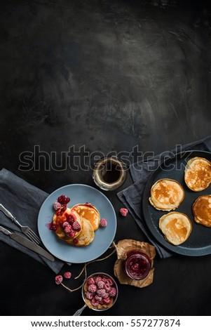 自家製 凍結 液果類 砂糖 素朴な 木材 ストックフォト © Peteer