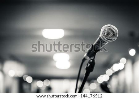серый микрофона изолированный белый свет кабеля Сток-фото © vtorous