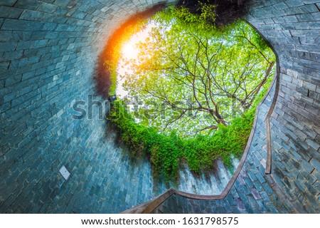 Singapore architecture Stock photo © joyr