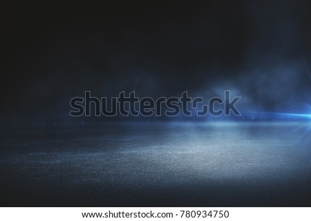 abstract background with blurred neon light rays Stock photo © oly5
