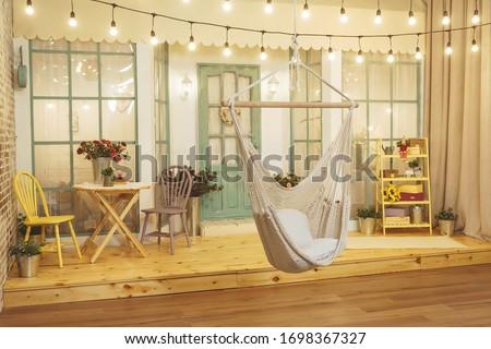 wicker decoration stock photo © x-etra