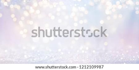 青 抽象的な 美 クリスマス 雪 ストックフォト © Valeriy