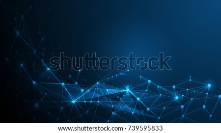 Abstract Background Connections Stock photo © idesign