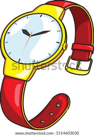 腕時計 軍事 顔 矢印 オブジェクト ストックフォト © Ronen