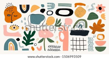 kolorowy · geometryczny · streszczenie · ikona · działalności · projektu - zdjęcia stock © cidepix