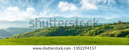 Summer mountain landscape Stock photo © photosebia