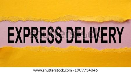 Ingyenes szállítás citromsárga billentyűzet gomb ujj toló Stock fotó © tashatuvango