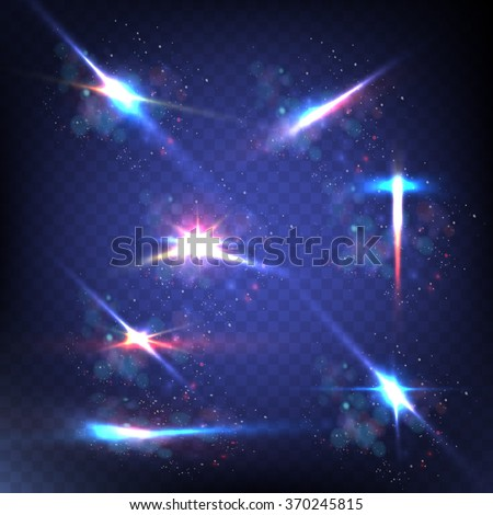 Color light effect Stock photo © Designer_things