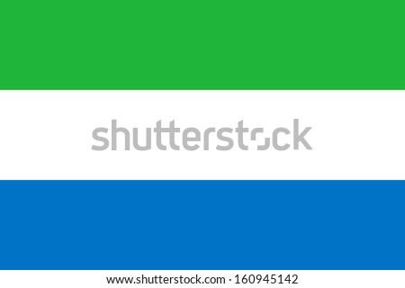 Republic of Sierra Leone Stock photo © Istanbul2009
