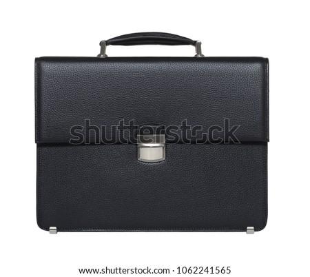 Black briefcase Stock photo © shutswis