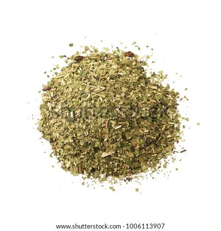 tradicional · companheiro · chá · folha · saúde - foto stock © grafvision