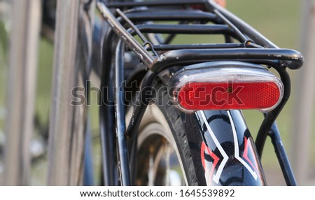 Stock photo: Rear view of woman