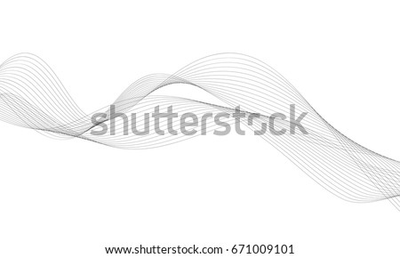Belo onda roxo fumar projeto quadro Foto stock © fresh_5265954