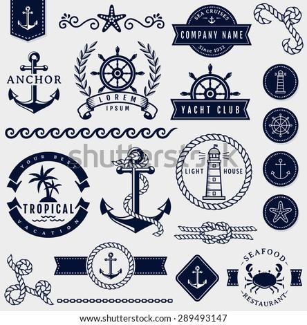 Wektora dekoracyjny Rozgwiazda symbol projektu plaży Zdjęcia stock © nickylarson974