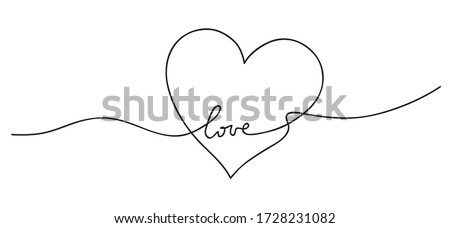IT love Stock photo © jonnysek