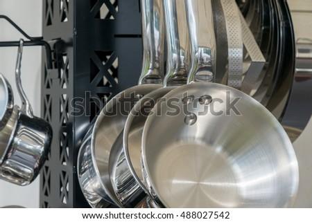 cookware close up Stock photo © Studiotrebuchet