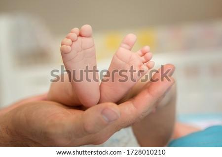 Baby born Stock photo © Vectorminator