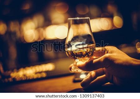 Cognac taste Stock photo © goir