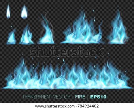 火災 · 炎 · 抽象的な · デザイン · オレンジ - ストックフォト © ecelop