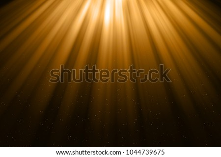abstract bokeh background with ray light Stock photo © illustrart
