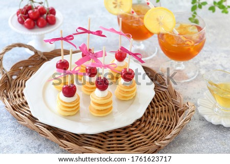 Mini appetizer Stock photo © Digifoodstock