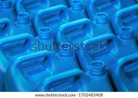 blue plastic can  Stock photo © inxti
