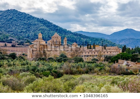 Poblet Monastery, Spain Stock photo © borisb17