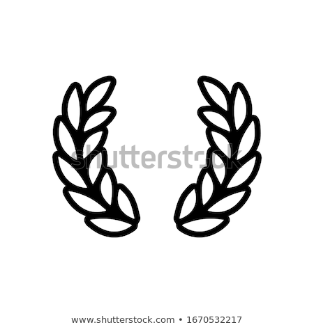 greek ornament icon vector outline illustration Stock photo © pikepicture