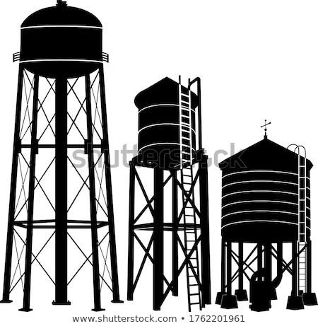 Water tower Stock photo © trgowanlock