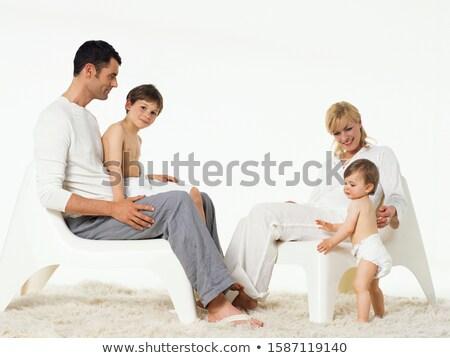 女性 · 子供 · 顔 · 幸せ · 美 - ストックフォト © Paha_L