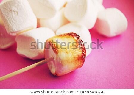 üç · beyaz · gıda · sıcak - stok fotoğraf © elenaphoto