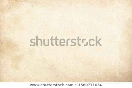Oud papier spleet zoals tekst plaats textuur Stockfoto © marinini