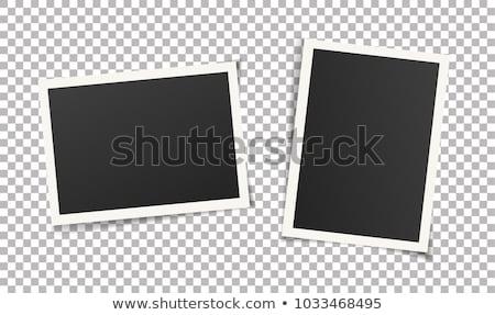 Immediato foto nero stanza muro film Foto d'archivio © designsstock