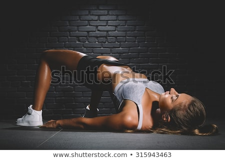 Gyönyörű fenék közelkép gyönyörű nő út szexi Stock fotó © ssuaphoto
