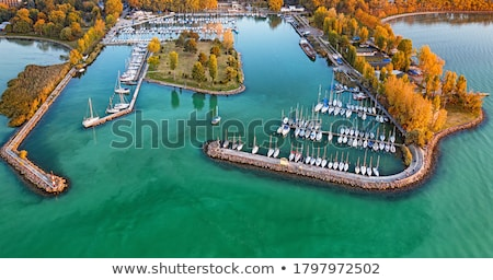 Stock photo: Balaton