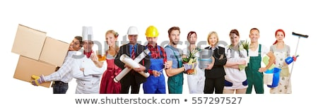 People from different trades Stock photo © photography33
