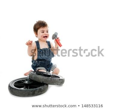 toekomst · kind · jongen · kleding · naar · kinderen - stockfoto © photography33