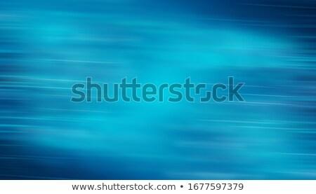 Blue Motion Blur Stock photo © grivet