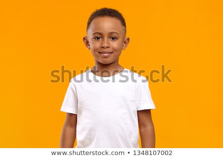 Portrait of Little Boy stock photo © zhekos