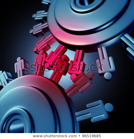 employee friction stock photo © lightsource
