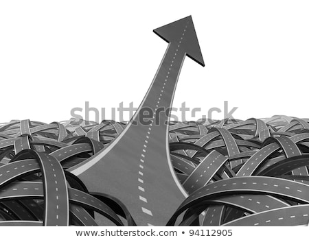 Financial Success Highway Stock photo © Lightsource