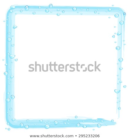 Water Frame Stock photo © cosma